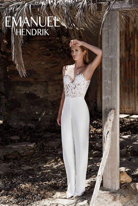 braut jumpsuit 17 best ideas about wedding jumpsuit on pinterest white