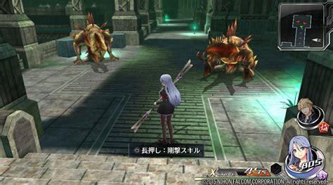 look at the tokyo xanadu demo handheld players