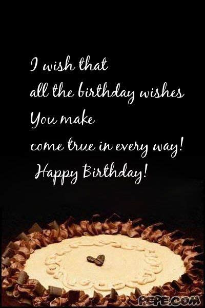 message for him birthday wishes quotes for him quotesgram