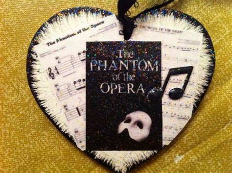 phantom of the opera christmas ornament free