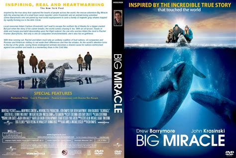 Big Miracle Free Megavideo Big Miracle Dvd Custom Covers Big Miracle Costum Dvd Covers