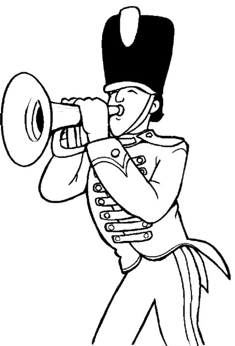Gallery Marching Band Drawing Band Coloring Pages