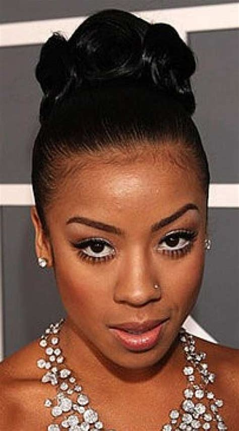 top 15 trendy updo hairstyle for black that look great