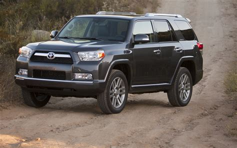 Used Toyota 4runner Limited Toyota 4runner Limited 2011 Widescreen Car