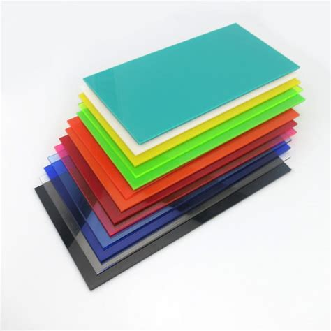 colored plastic sheets 25 best ideas about colored acrylic sheets on