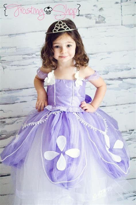 the original deluxe sofia the tutu dress costume