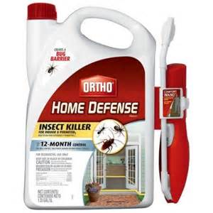 ortho home defense insect ortho home defense max 1 33 gal perimeter and indoor
