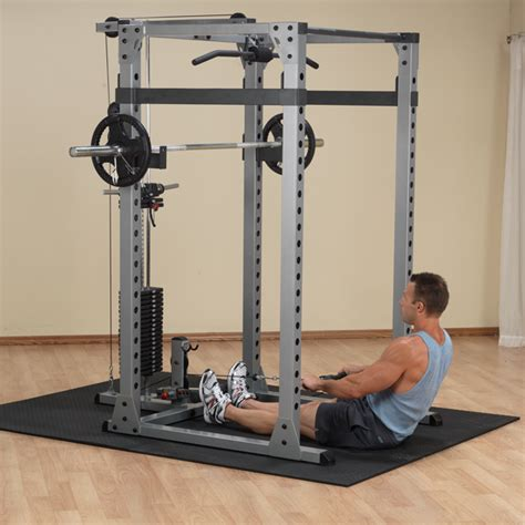 Solid Pro Power Rack by Solid Lat Attachment For Pro Power Rack Gpr378