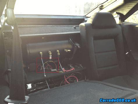 air ride suspension volkswagen corrado