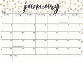 Calendar 2018 January Printable January 2018 Calendar 2018 Calendar Printable
