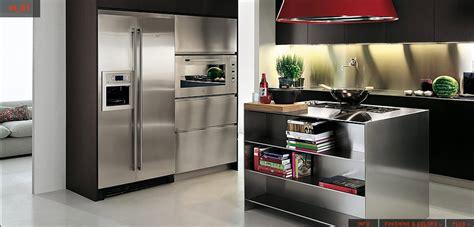 stainless steel kitchen design stainless steel kitchen designs