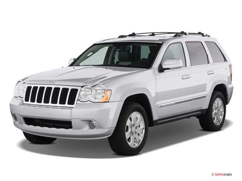 Jeep 2008 Grand 2008 Jeep Grand Pictures Angular Front U S