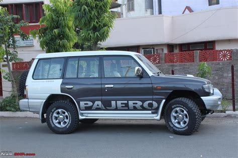 mitsubishi india image gallery pajero india