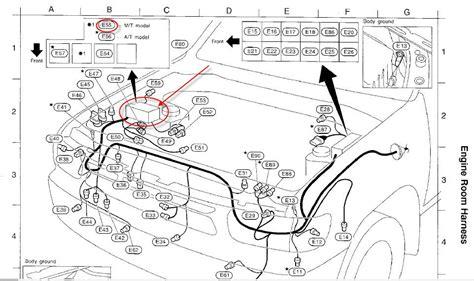 enchanting nissan frontier starter wiring diagram gallery