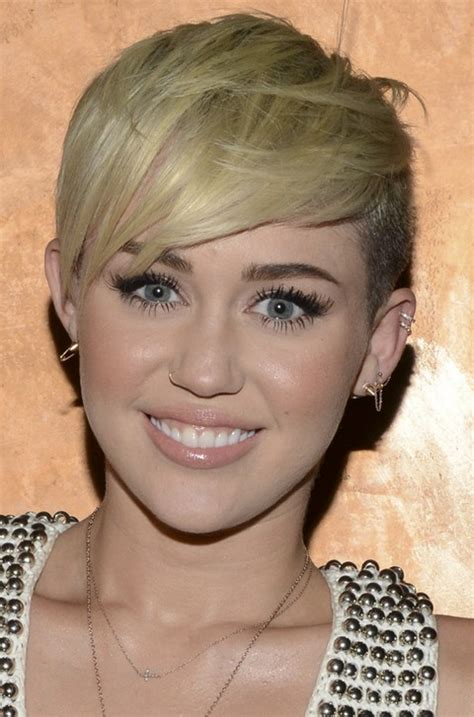 what is the name of miley cryus hair cut miley cyrus hairstyles pixie haircut pretty designs