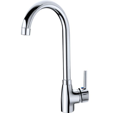 one hole kitchen faucet advanced rotatable brass one hole single handle kitchen faucet