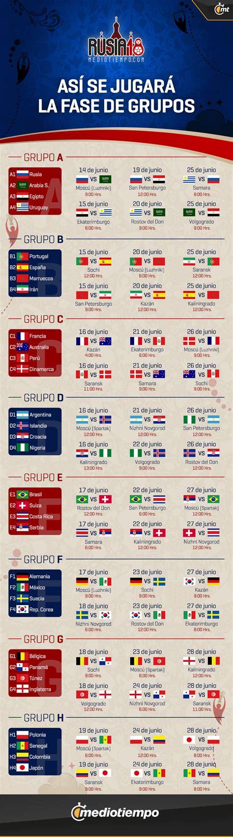 calendario sudamerica rusia 2018 calendario sudamerica rusia 2018 161 prepara las maletas