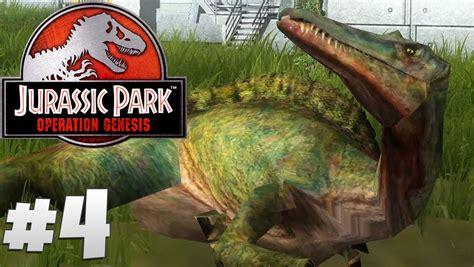 jurassic park operation genesis pc game mods jurassic park operation genesis dinosaurs www pixshark