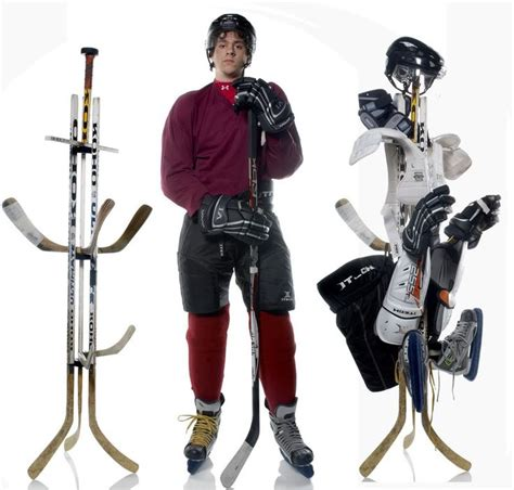 Hockey Equipment Drying Rack by 25 Unique Used Hockey Equipment Ideas On