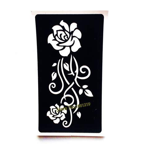 achetez en gros rose de tatouage pochoir en ligne 224 des