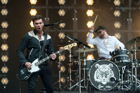 The Blood Royal glastonbury highlights friday review royal blood toast
