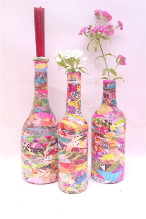decoupage bottle tutorial 332 best images about diy up cycled wine bottles on