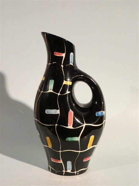50er Jahre Tolle by 50er Jahre Keramik Vase Schmider Krug 34 5 Cm Tolle