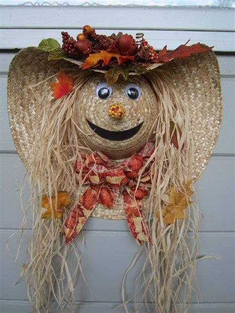 scarecrow decorations fall creative diy scarecrow ideas for to 2017