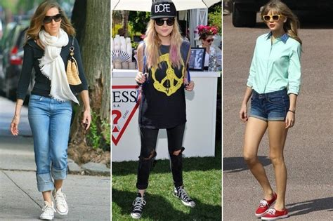 8 Ways To Dress Up Your Or Cat by Kickin It 6 Ways To Dress Up Your Sneakers