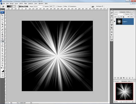 radial pattern in photoshop mega rock blog photoshop tutorial create amazing portal