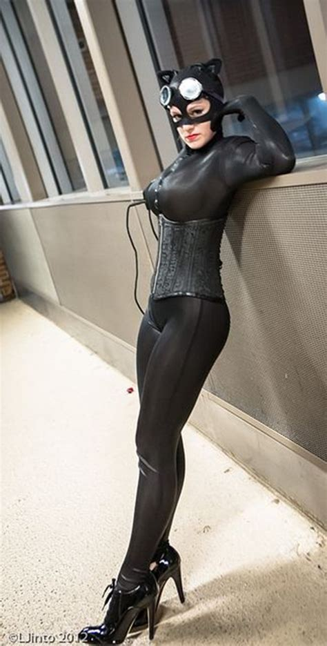 sexy catwoman cosplay costume ideas