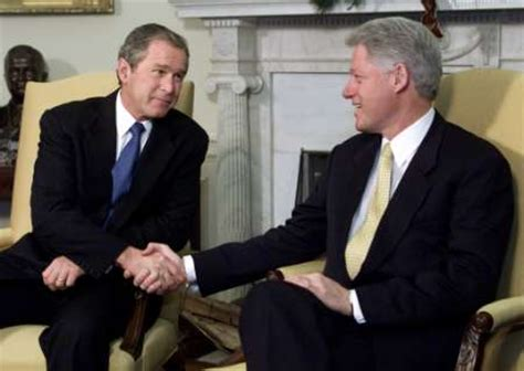 Bush Vs Clinton by Huffpo Shocker President Clinton S Policies Sent The