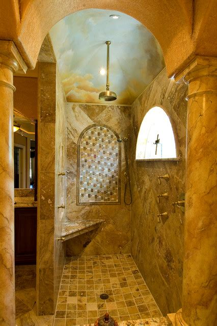 astounding mediterranean bathroom designs