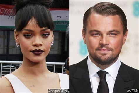 Leonardo Dicaprio Denies Is by Rihanna Denies Dating Leonardo Dicaprio