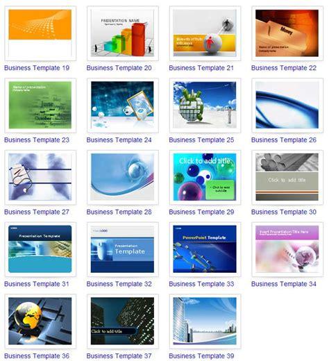 template ppt bisnis free presentasi absoluterevo s blog