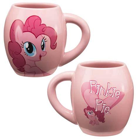 My Ponny Mug my pony pinkie pie 18 oz ceramic oval mug vandor