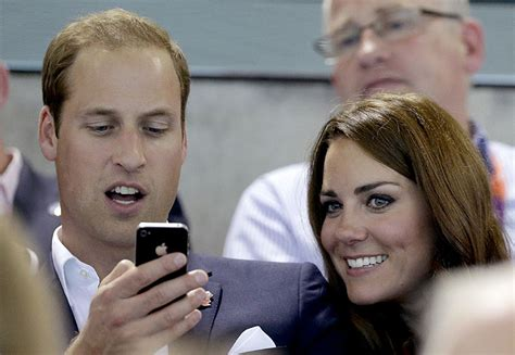 Kate And Take Cell Phones 8 major world figures and their smartphones