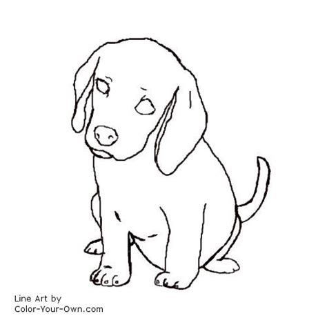 beagle dog coloring page free beagle pictures coloring pages