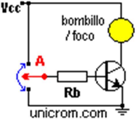 transistor igbt como interruptor electronicos aldemaristas electronica 1b el transistor