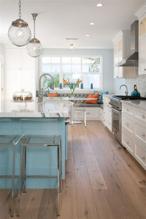 see thru kitchen blue island 28 images white kitchen los angeles blue kitchen countertops beach style with see