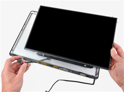 macbook pro 15 mid 2009 fan replacement macbook pro 15 quot unibody 2 53 ghz mid 2009 lcd replacement
