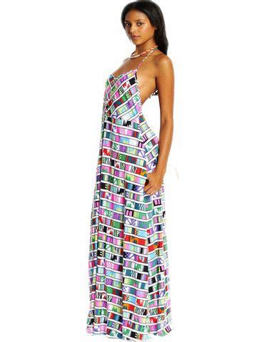 mara hoffman maxi dress in rayon belts swankstyle maxis dress in and dresses