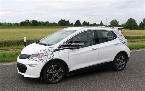 opel germany opel ampera e spied in germany