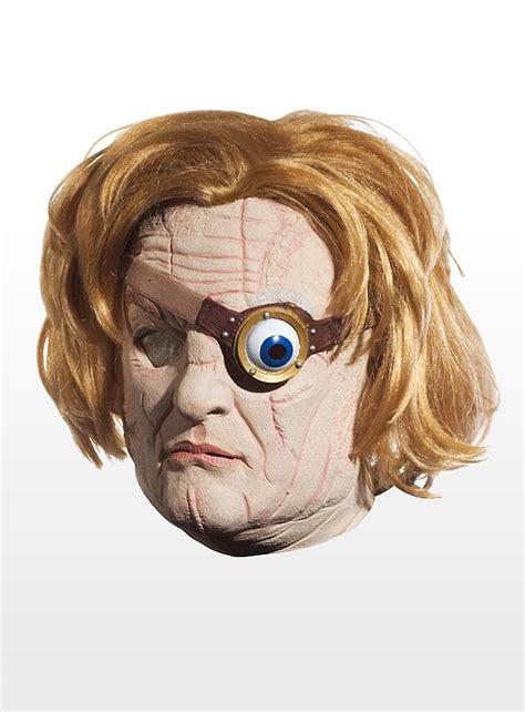 harry potter mad eye moody mask maskworldcom