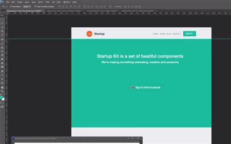 photoshop tutorial web design flat style 28 photoshop tutorials for learning new web design