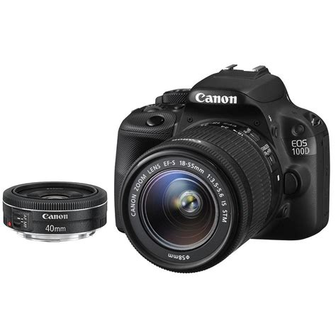 Canon Eos 100d Kit 18 55mm Is Stm 2 canon eos 100d kit 18 55mm 40mm ef s is stm