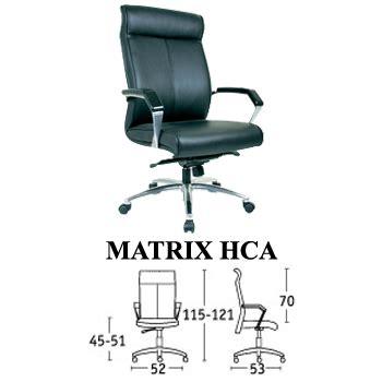 Harga Kursi Matrix jual kursi direktur manager savello type matrix hca