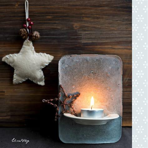 diy tea light holders tea light holder from cement diy 183 how to make a votive