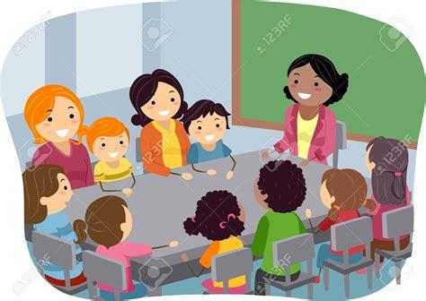 class clipart class meeting clipart
