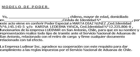 ejemplo de poderes especiales redacci 211 n y aplicaci 211 n inform 193 tica noviembre 2011